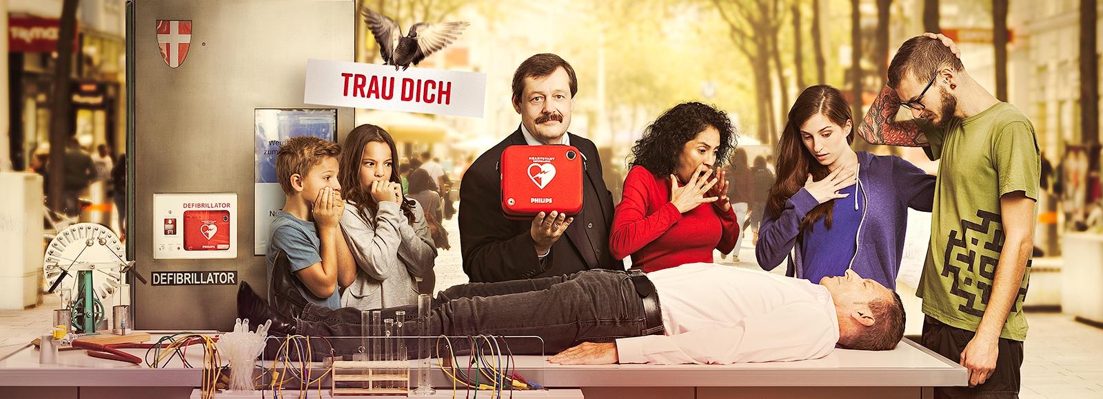 Banner Trau dich © www.ideenstricker.at